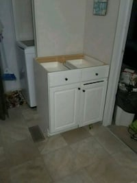white wooden cabinet with drawer Clarkston, 48348
