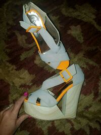 New wedges size 7.5 Oklahoma City, 73108