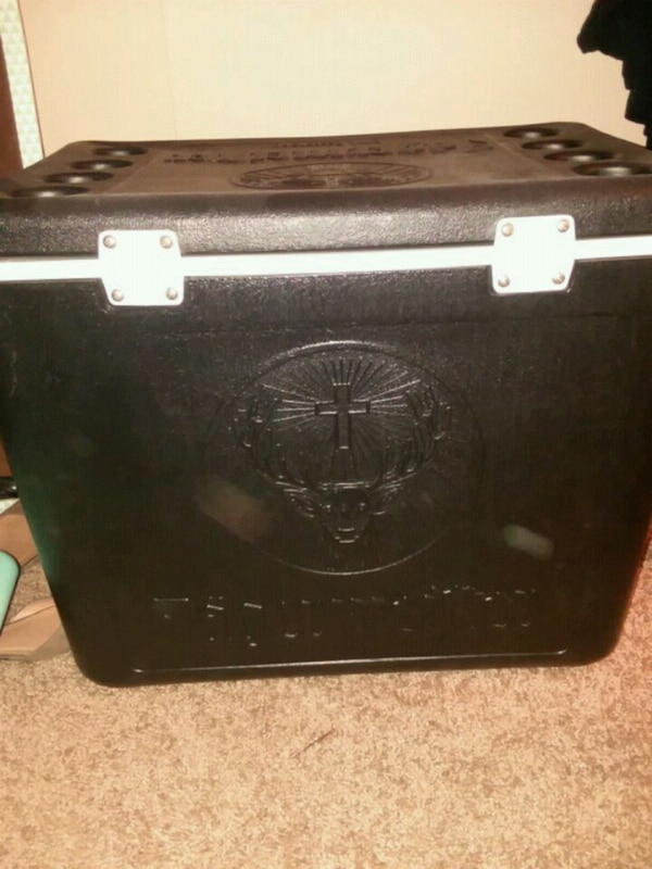Used Jagermeister Cooler With Built In Tap Dispenser For Sale In