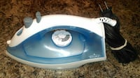 Electric clothes steam iron Minneapolis, 55444
