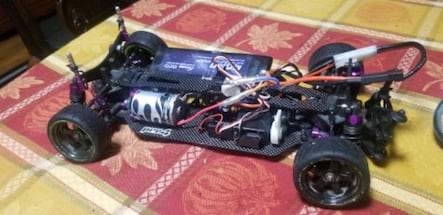 Hpi rs4 pro4 TRADE FOR PS4 SLIM 1T
