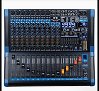 gold audio m512p power mixer sıfır Keçiören, 06010