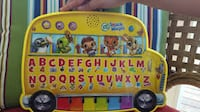 Bus Leapfrog Touch Magic  Ancenis