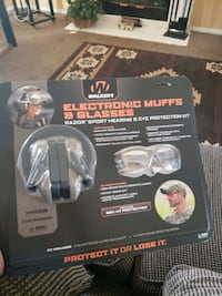 Electronic muffs and glasses