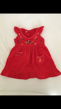 0-3 month dress perfect condition  Aventura, 33180