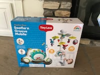 Brand new!! Tiny Love - Soothe'n Groove Mobile Ladera Ranch, 92694
