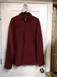 Fleece Pullover Stafford, 22556