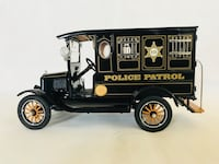 1920's Ford Model T Police Patrol Paddy Wagon by DANBURY MINT Torrance, 90502