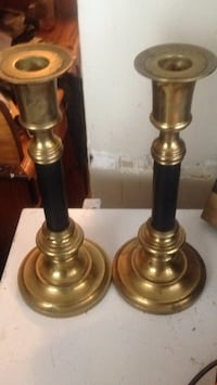 Solid Brass Candle Holders St Catharines, L2S