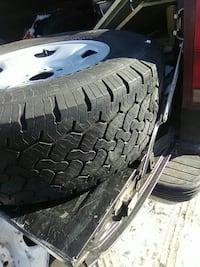Tires with rims mounted Thornton, 80229