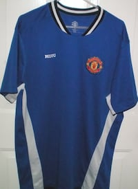 Manchester United Football Club T shirt Size XL