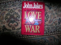 Love and War by John Jakes Springfield