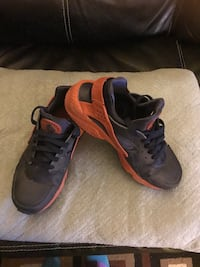 huaraches nike size 9 mens used but still good condition  Manassas, 20109