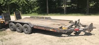 16' triple axel trailer Bradford West Gwillimbury, L3Z 0K2