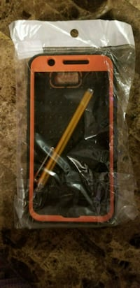 black and red case for galaxy j7  Springdale