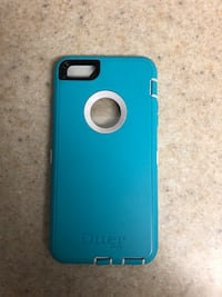 IPhone 6 Plus otter box case  Surrey, V3R