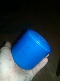 blue and black portable speaker Winnipeg, R2L 2C2