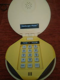 The official hamburger phone