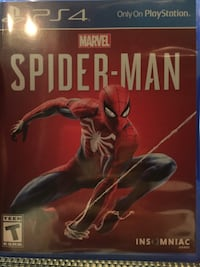 Spider ps4 deluxe edition with pre-order dlc Monterey Park, 91754