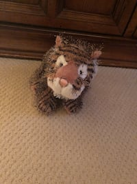 white and brown bear plush toy Freehold, 07728