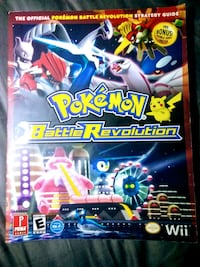 Pokemon revolution game guide