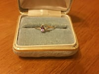 Vintage Gold Amethyst & Diamond Ring  Yuma, 85364