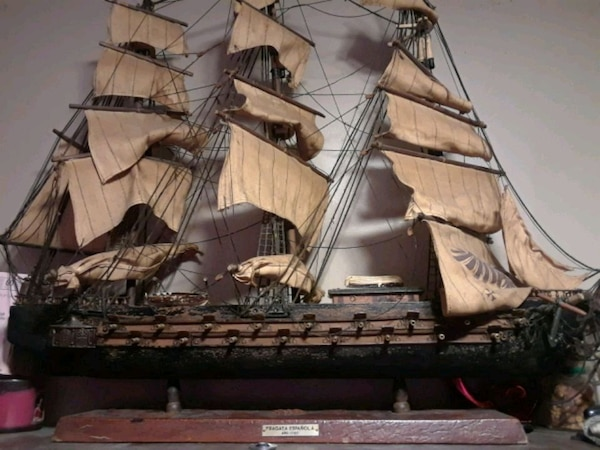 Antique Model Ship For In Bethany