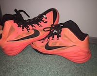Orange/Black hyperdunks  Erie, 16506