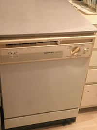 white and gray Arcelik dishwasher Laval, H7N 3Z9
