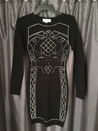 Black dress size S 2267 mi