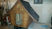 brown and gray wooden pet house Regina, S4N 4W3