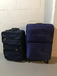 Suitcases travel carry on and check in Pickerington, 43147