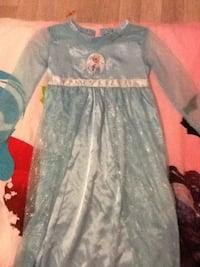 Robe Disney Elsa Frozen