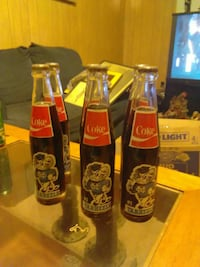 Tar heel old coke bottles null