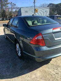 Ford - Fusion - 2012 Newport News