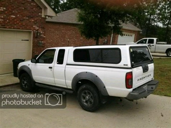 Nissan Frontier Camper Shell >> Wanted Camper Shell For 2001 Nissan Frontier
