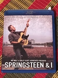 Springsteen and I blu-ray Toronto, M2M 2A3