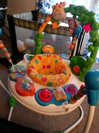 Baby jumper and Pack n play