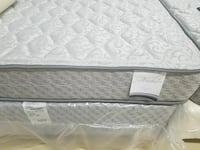 BRAND NEW Queen Mattress $180, foam infused edges! Coahoma, 79511