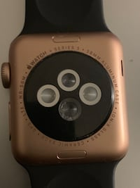 Rose Gold 38mm Apple Watch Series 3 Lorton, 22079