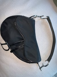 Christian Dior saddlebag.Gently used and little signs of wear RU 1022. Vienna, 22180