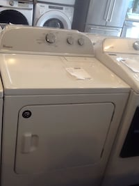 New open box 7.0 Cubic ft. Dryer with heavy duty cycle WED4815EW
