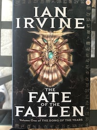The Fate of the Fallen by Ian Irvine Burnaby, V3N 4S5