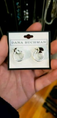Cute silver earrings Olney, 20832