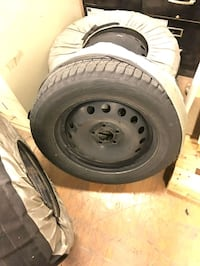 Winter Rims And Tires  Mississauga, L5M 5E9