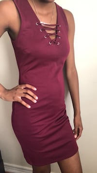 Guess body-con dress  Mississauga, L5N 6B4