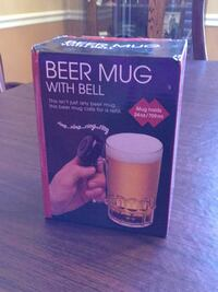 Beer mug with bell Conway, 72034