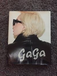 Lady Gaga coffee table book Youngstown, 44512