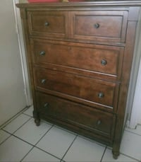 Wood Dresser Drawer Houston