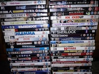 assorted DVD cases Worsbrough, S70 5BH
